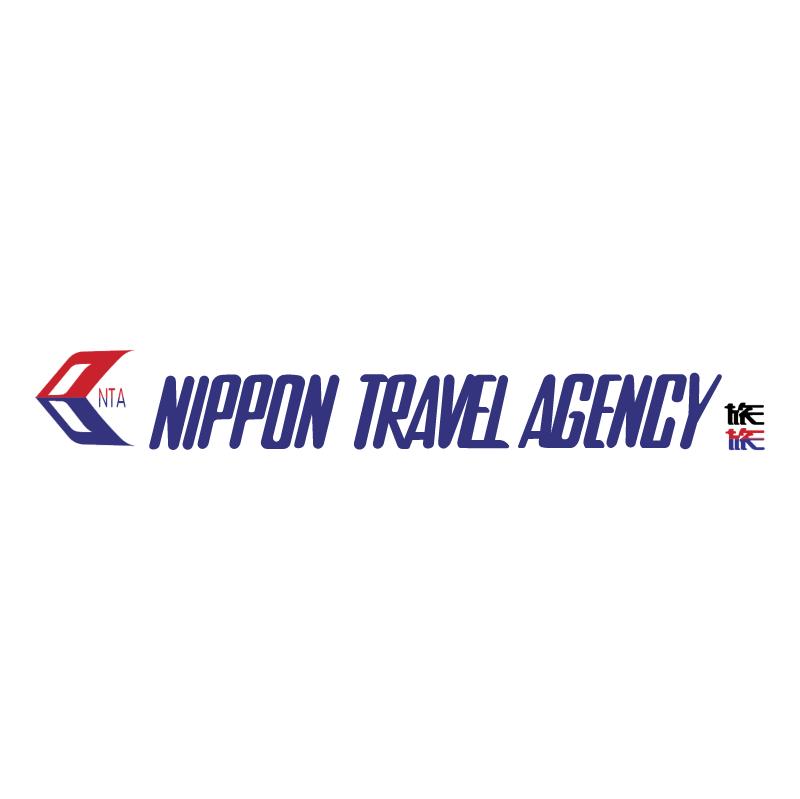 Nippon Travel Agency vector logo