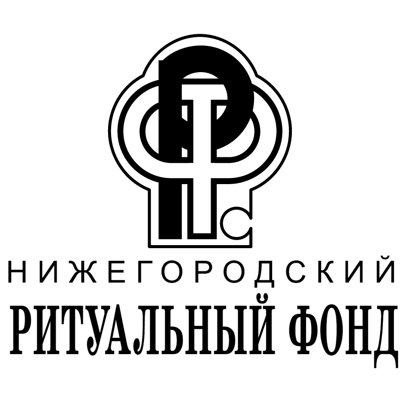 Nizhegorodsky Ritualny Fond vector