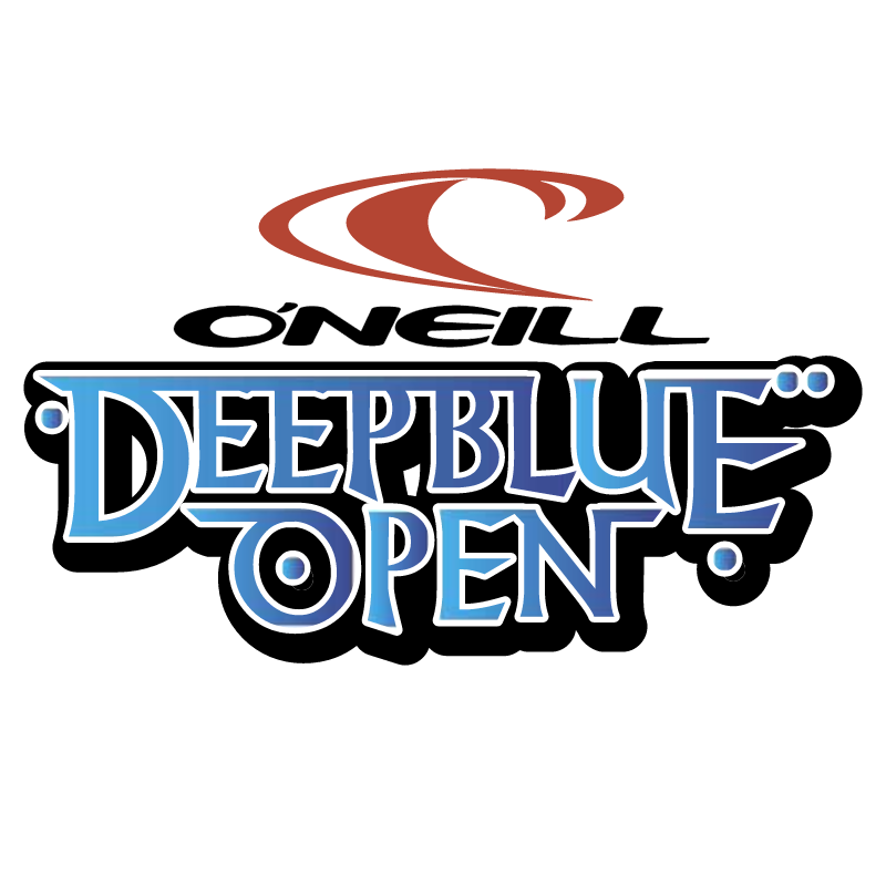 O'Neill Deep Blue Open vector