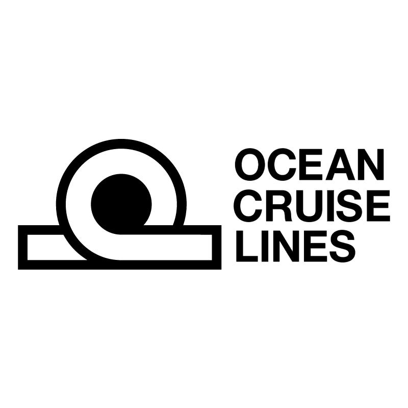 Ocean Cruise Lines vector