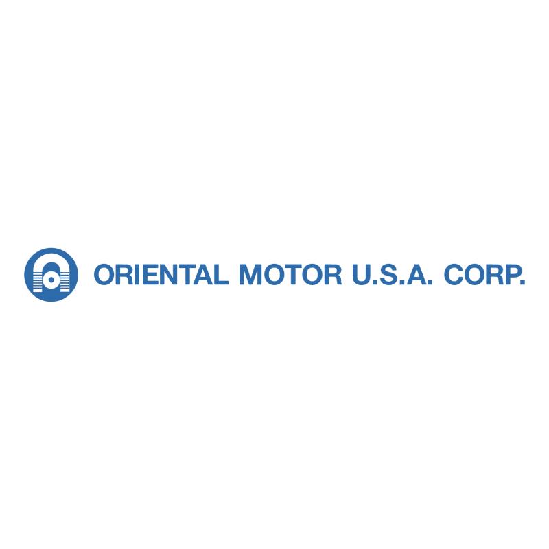 Oriental Motor USA vector