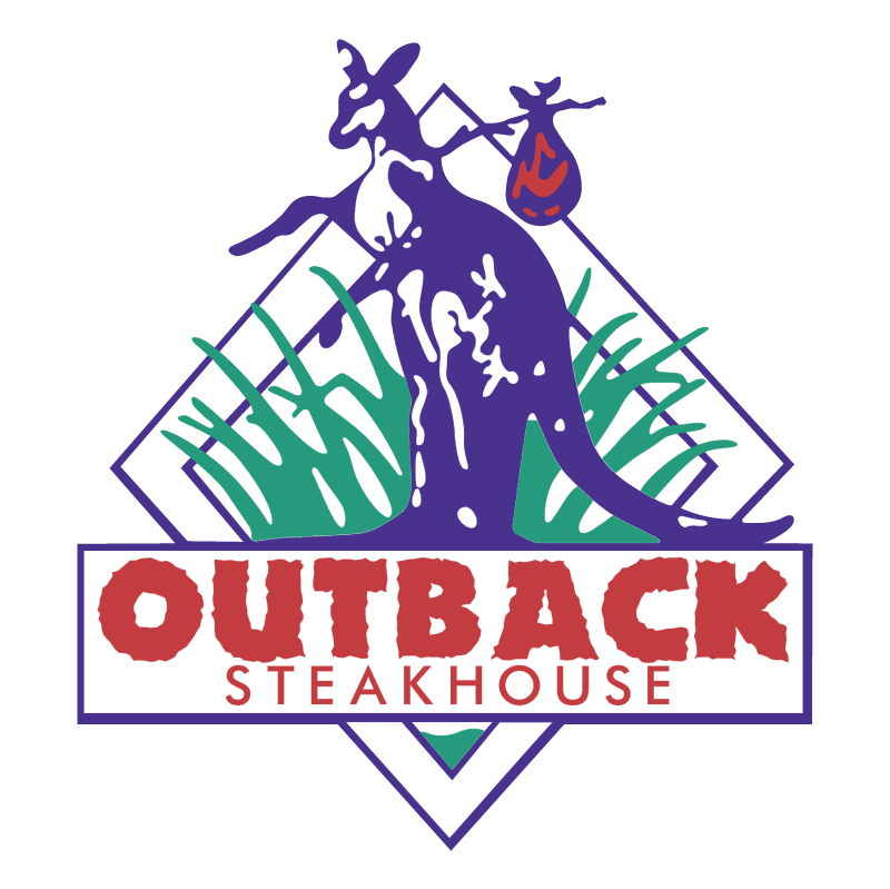 Outback Steakhouse vector