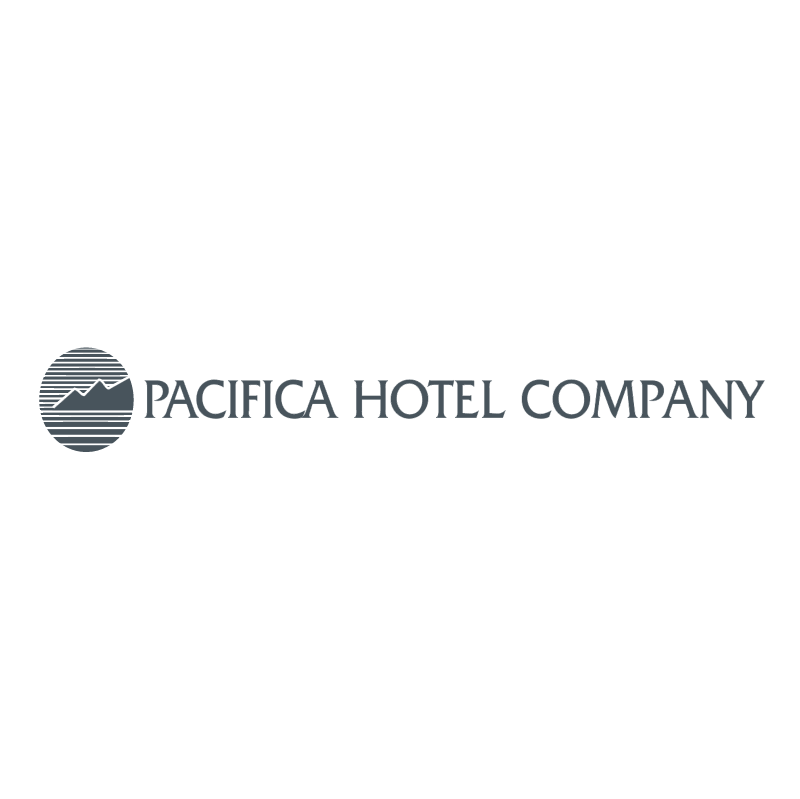 Pacifica Hotel Company vector