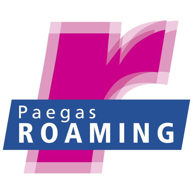 Paegas Roaming vector