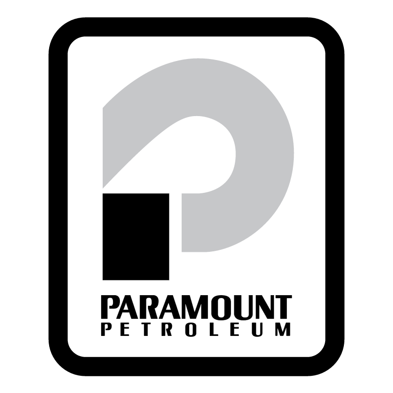 Paramount Petroleum vector