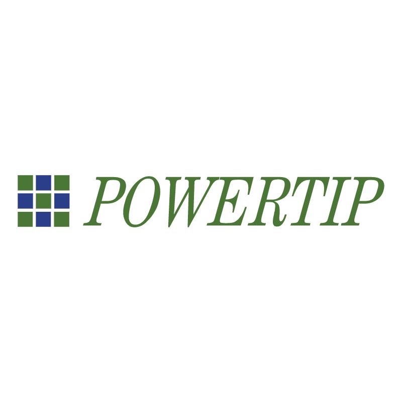 Powertip vector logo
