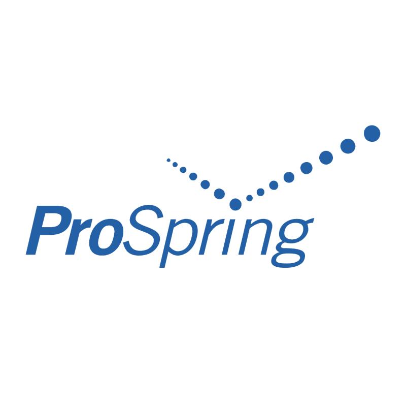ProSpring vector logo