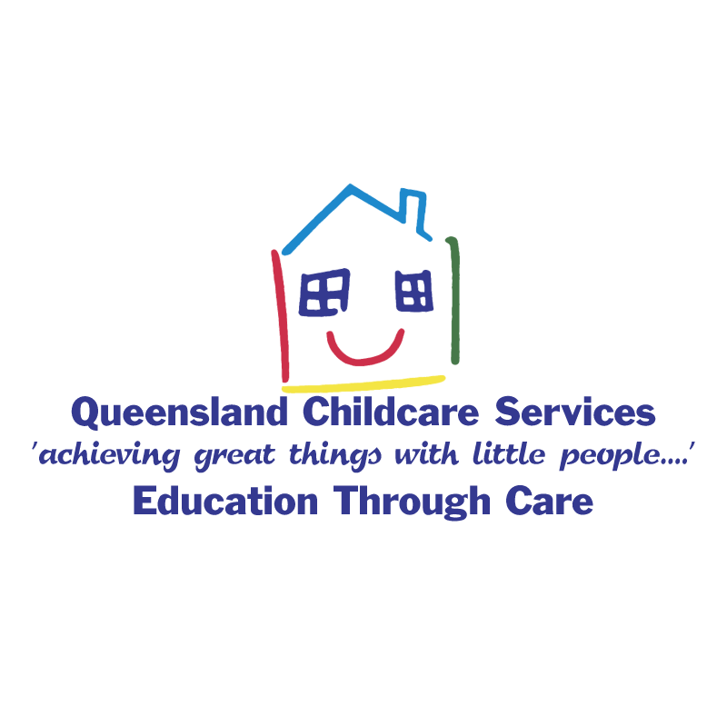 Queensland Childcare Services vector