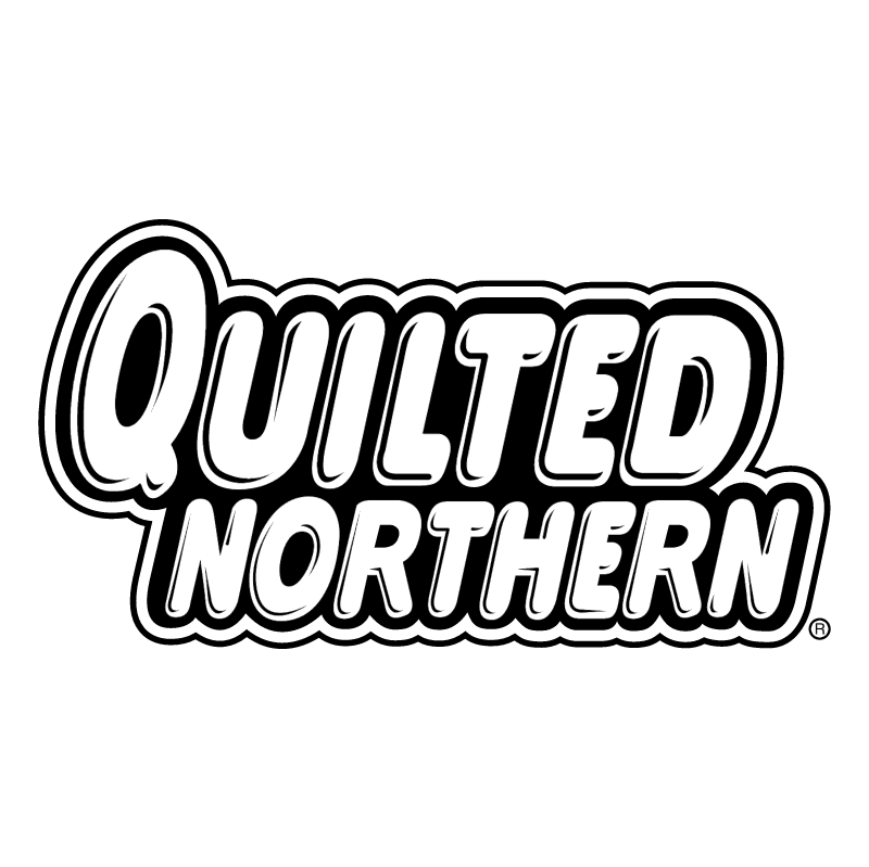 Quilted Northern vector logo