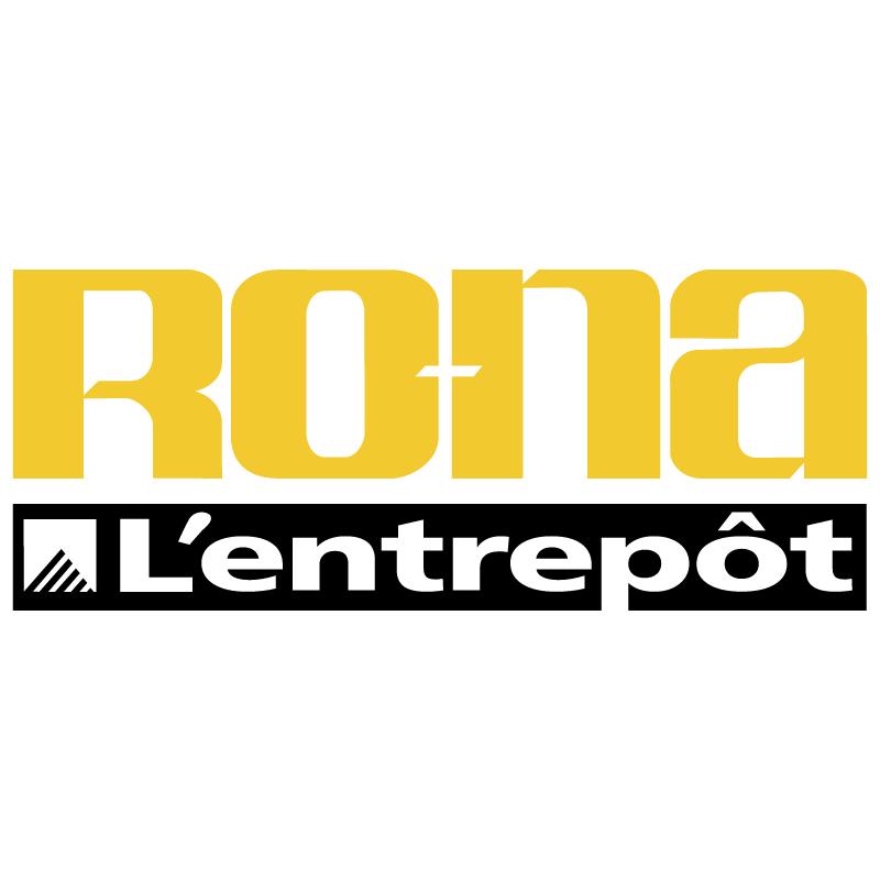 Rona Lentrepot vector
