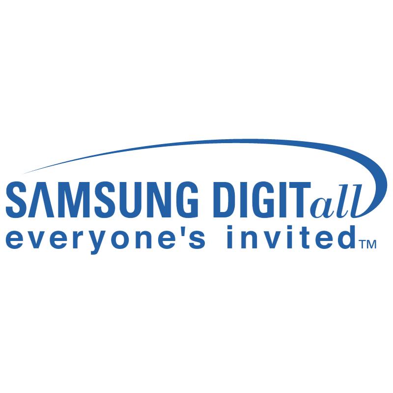 Samsung DigitAll vector