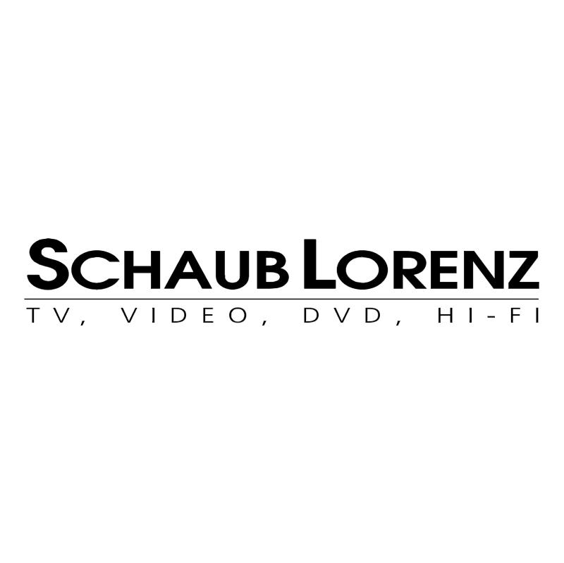 Schaub Lorenz vector logo