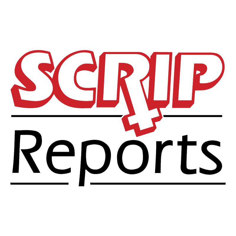 Scrip Reports vector