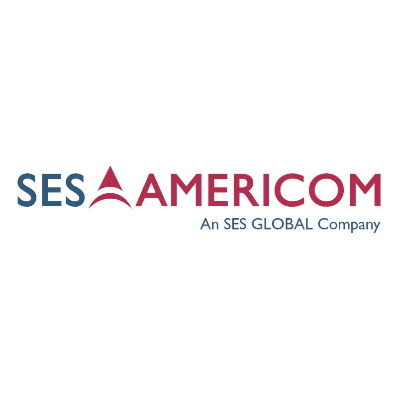 SES Americom vector