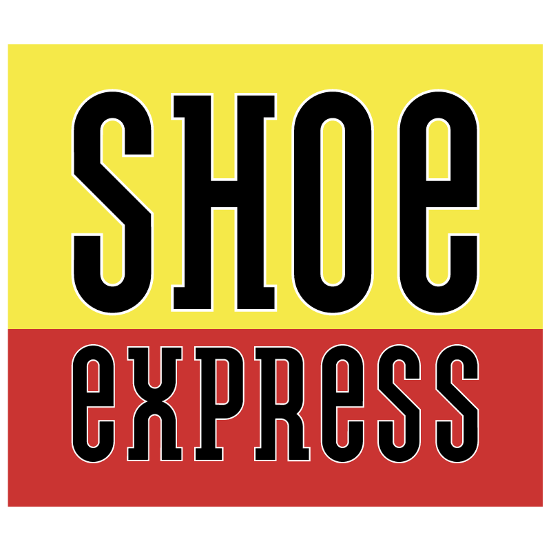 Shoe Express vector