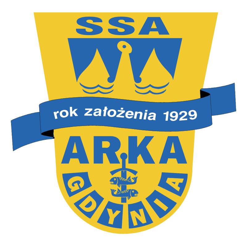 SSA Arka Gdynia vector
