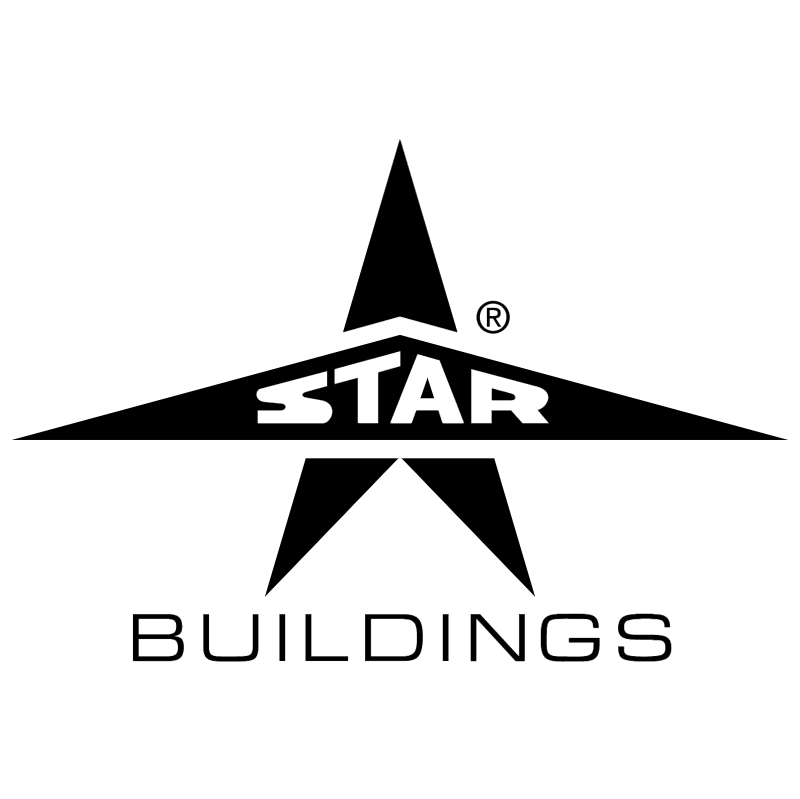 Star Buildings vector