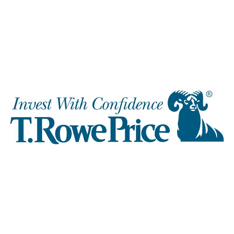T Rowe Price vector