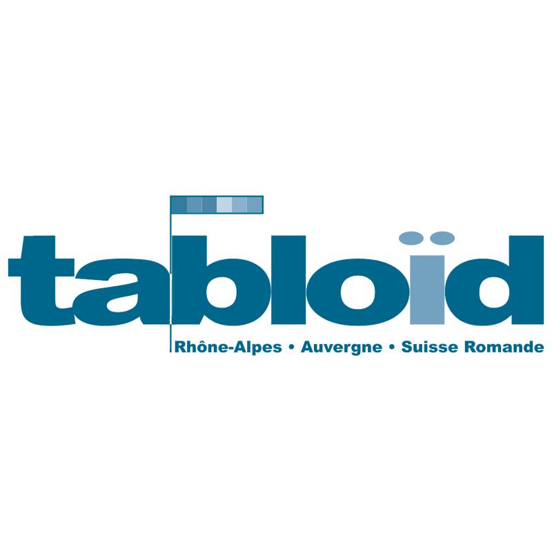 Tabloid vector