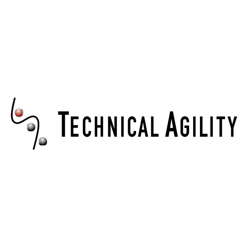 Technical Agility vector