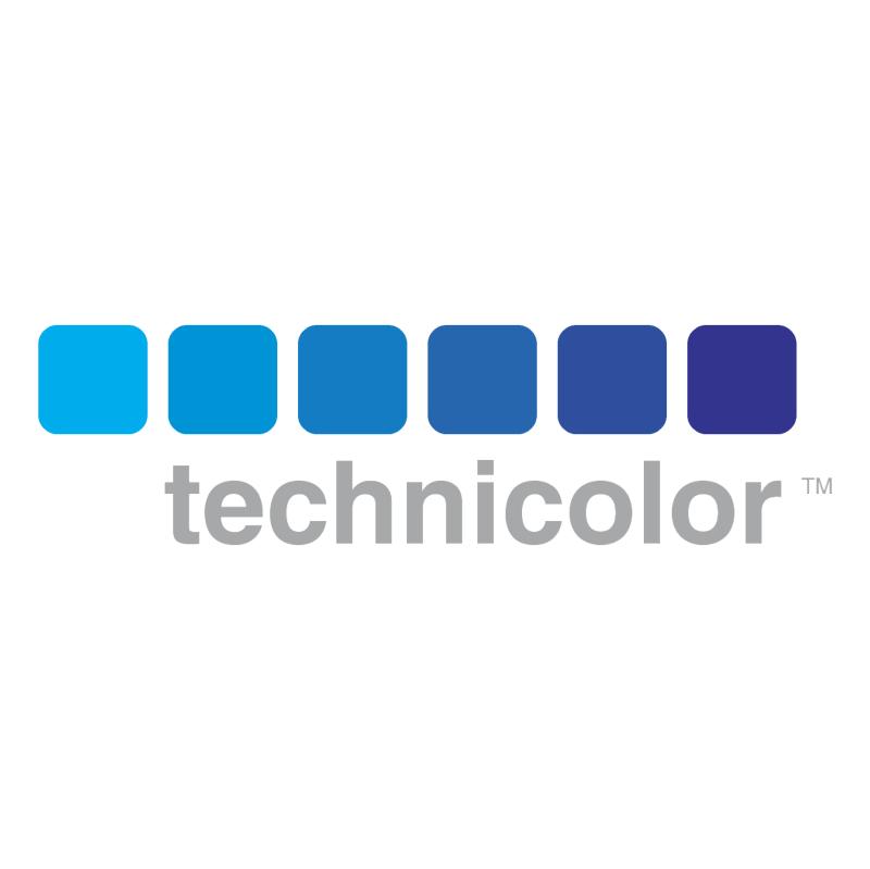 Technicolor Sound vector