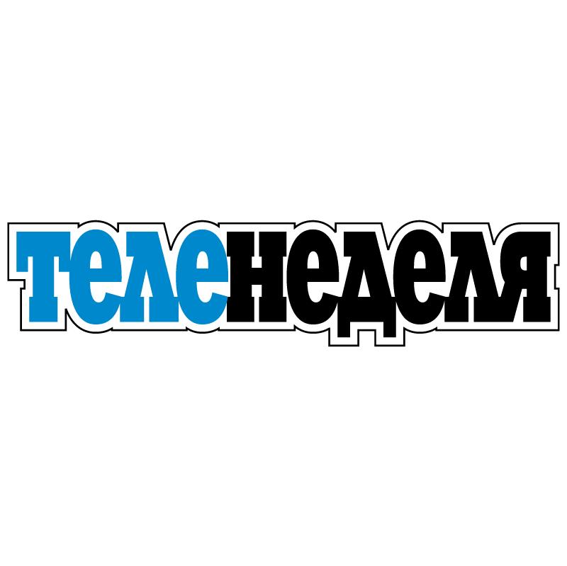 Telenedelya vector logo