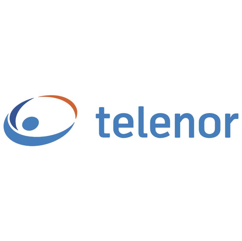 Telenor vector logo