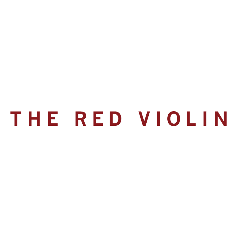 The Red Violin vector
