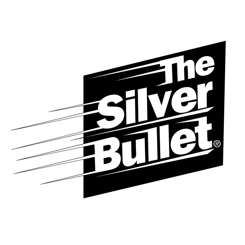 The Silver Bullet vector logo