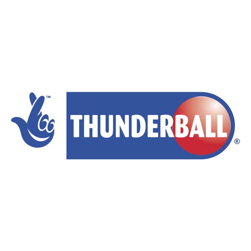 Thunderball vector