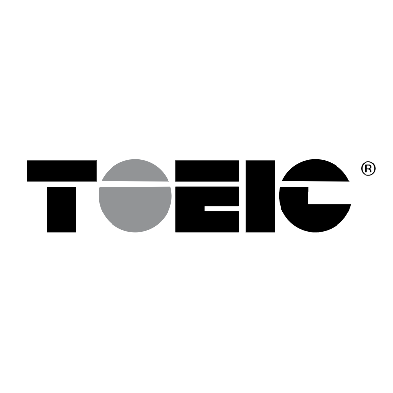 TOEIC vector logo