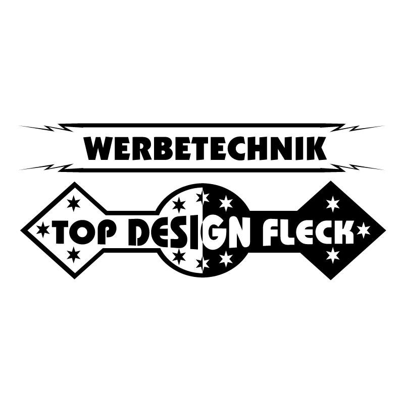 Topdesign Fleck vector logo