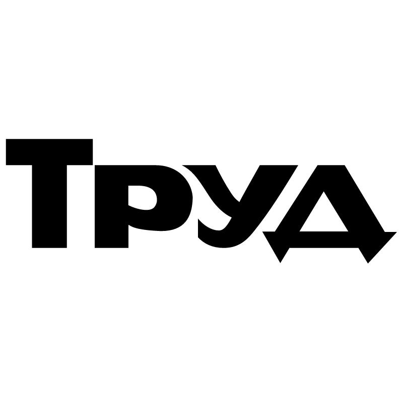 Trud vector logo