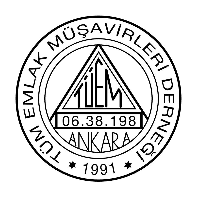 TUEM Ankara vector