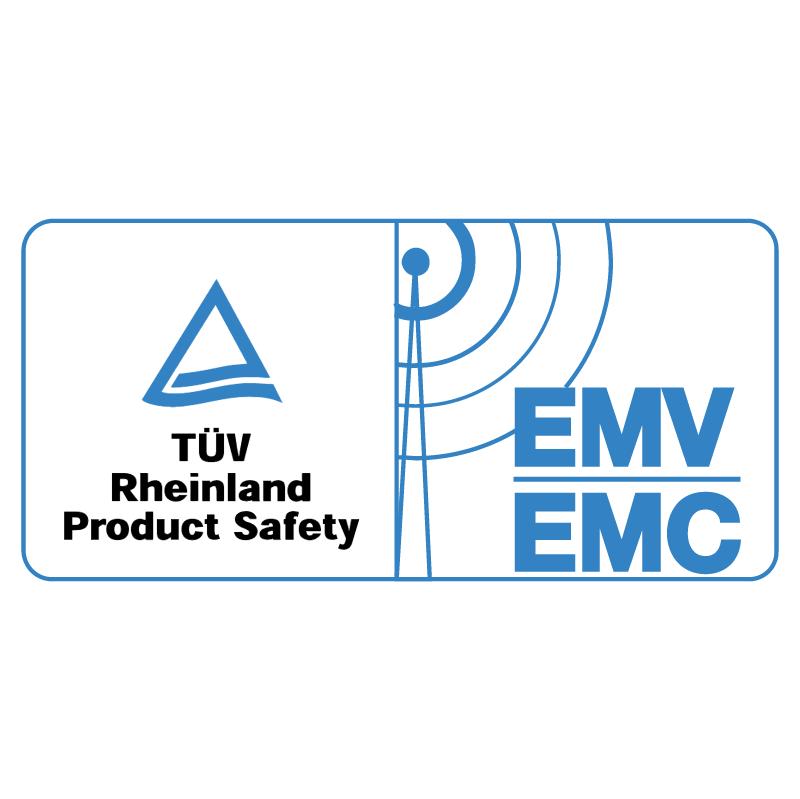 TUV EMC EMV vector logo