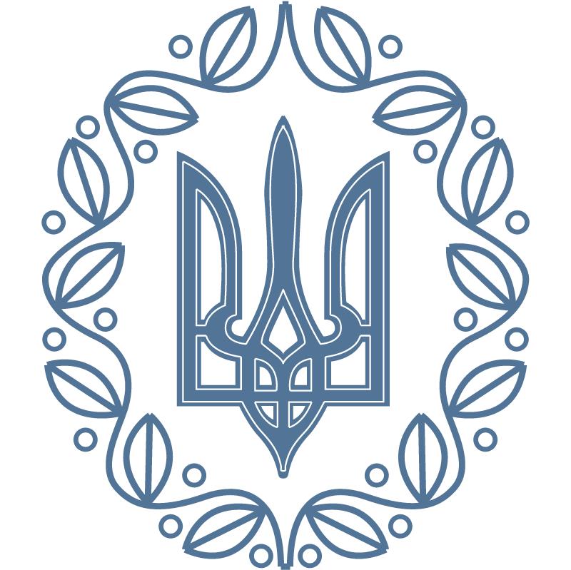 Ukraine vector logo