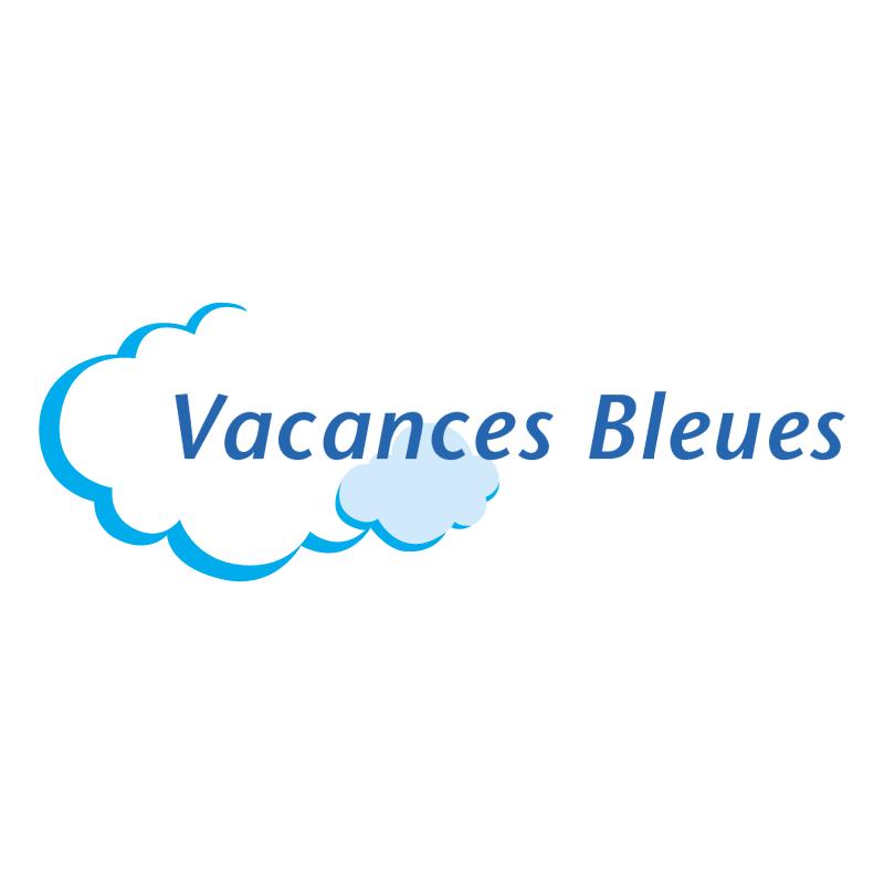 Vacances Bleues vector