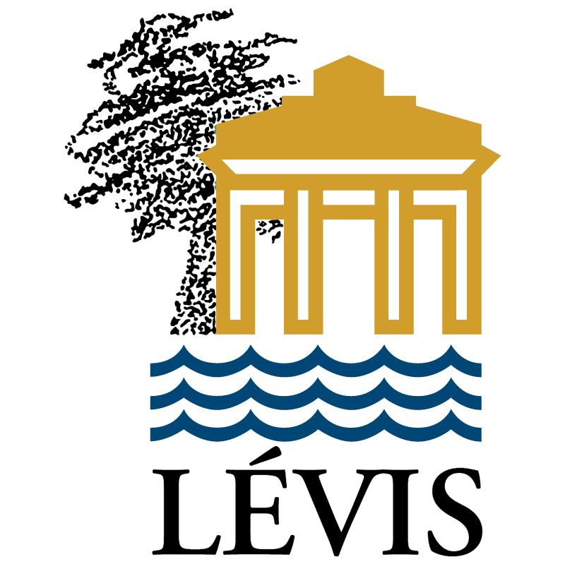 Ville de Levis vector