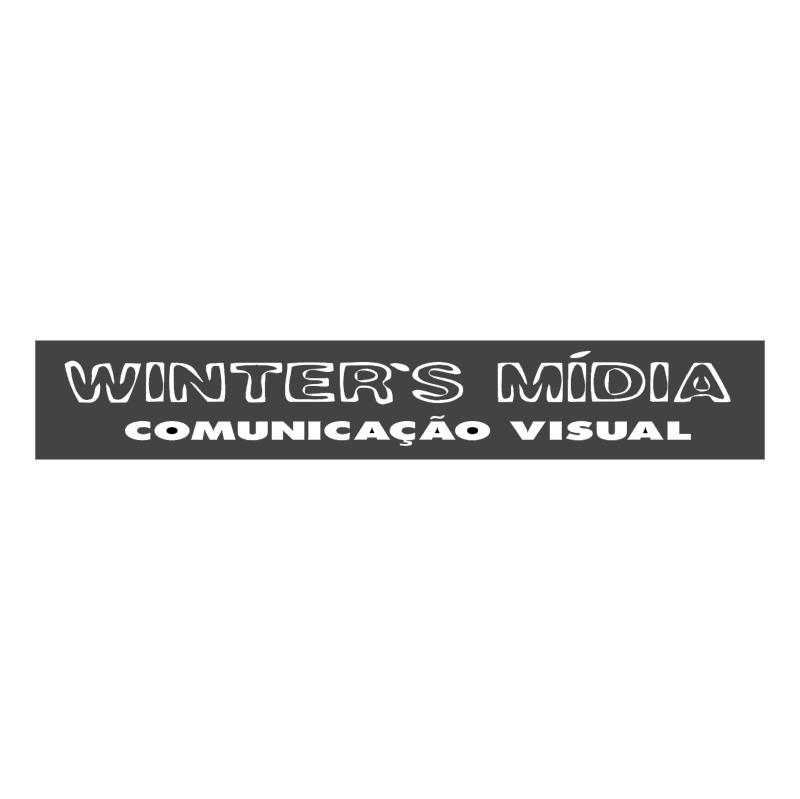 Winter's Midia vector logo