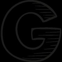 Glogster Draw Logo vector