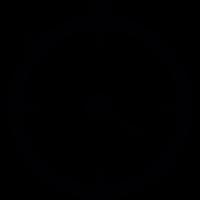 Chronometer Running vector
