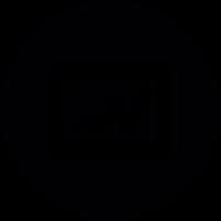 Graph Button vector