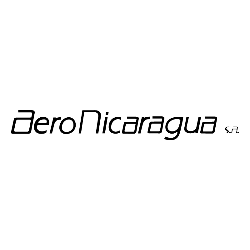 Aero Nicaragua vector