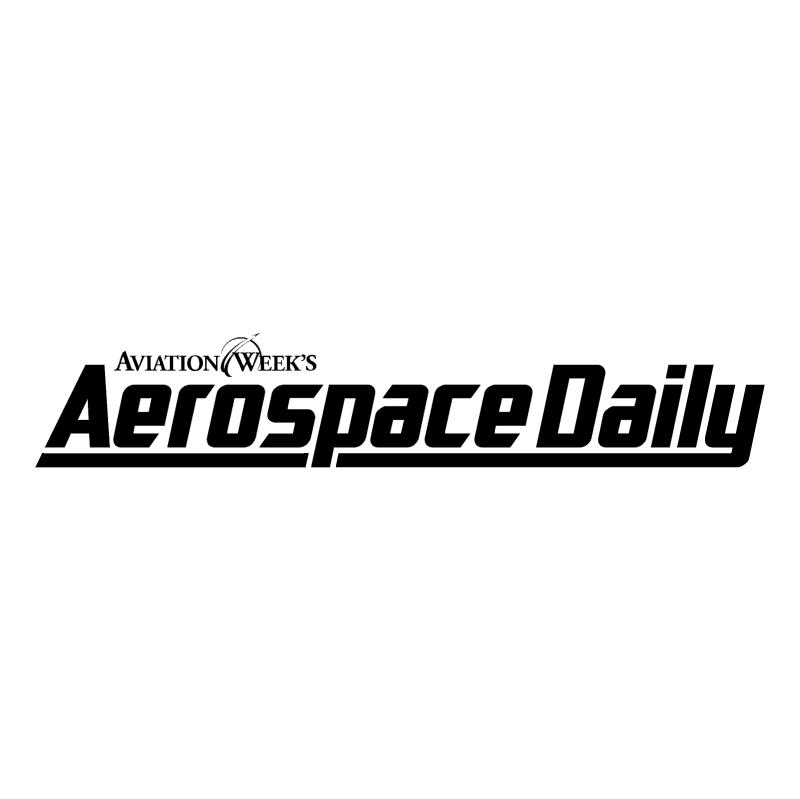 Aerospace Daily 59927 vector logo