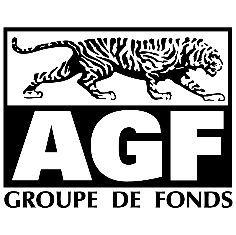AGF Groupe de Fonds 480 vector
