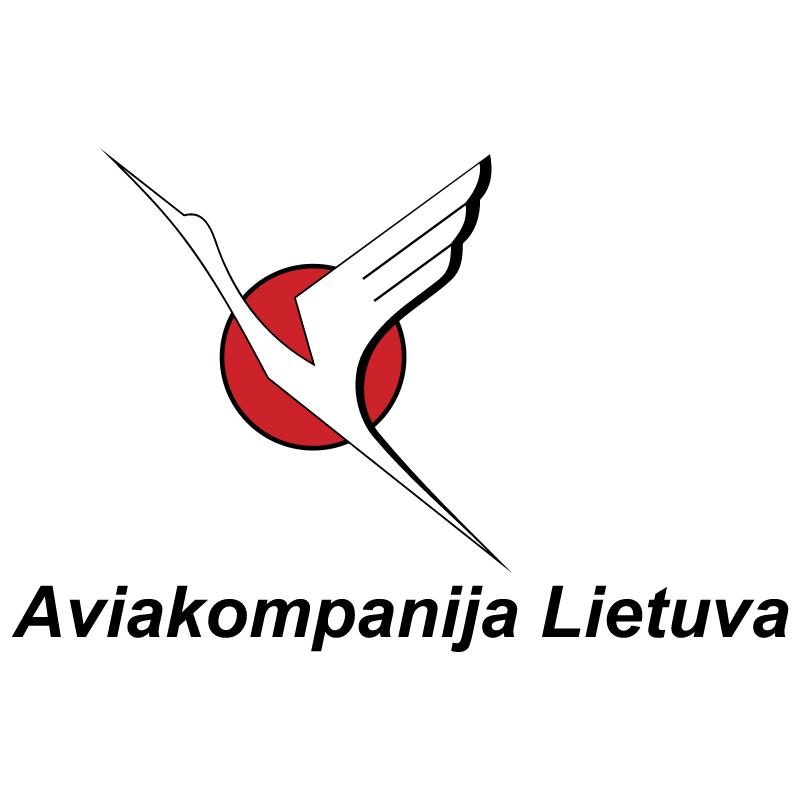 Air Lithuania 5167 vector