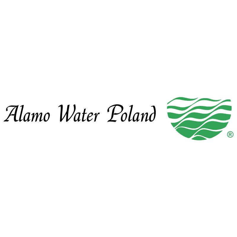 Alamo Water Poland 14907 vector