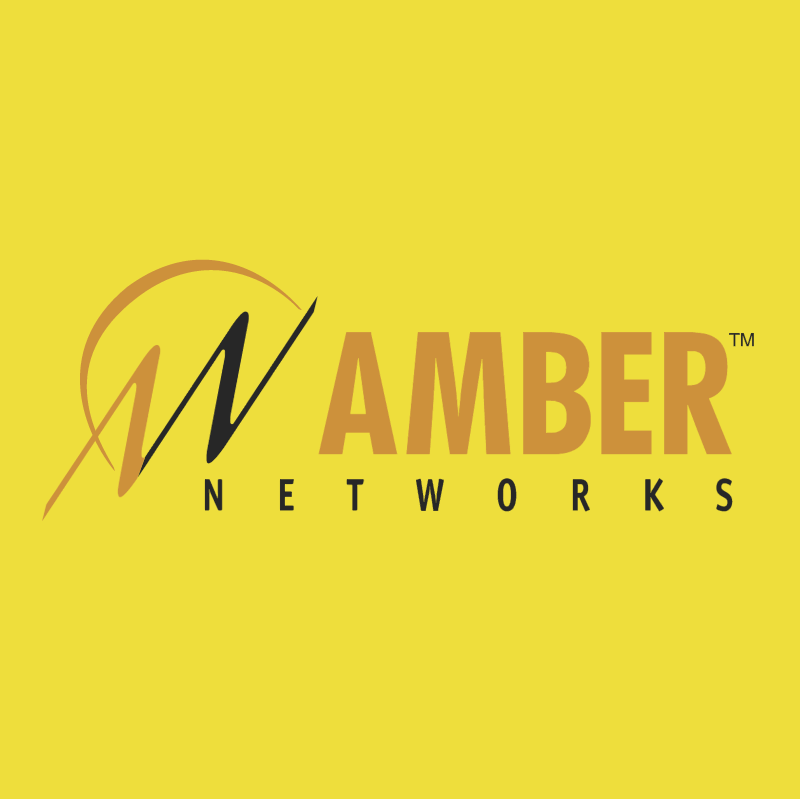 Amber Networks vector