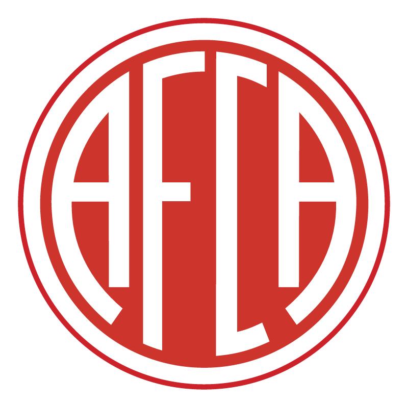 America Futebol Clube de Alfenas MG vector
