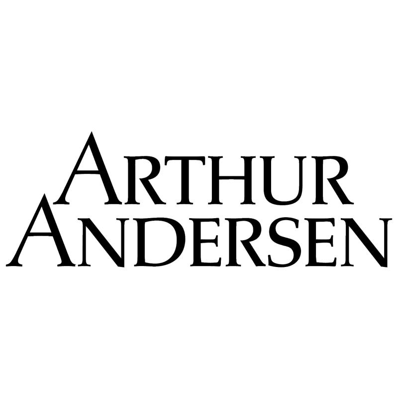 Arthur Andersen 8874 vector